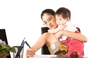 A_busy_mom