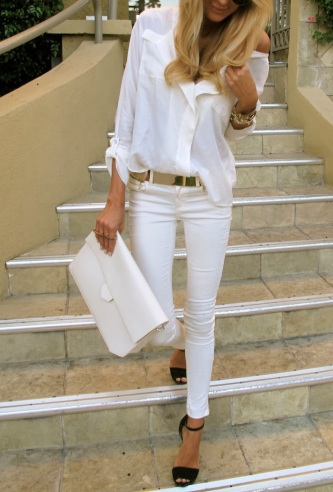 White_Casual_Dress_For_Ladies_3