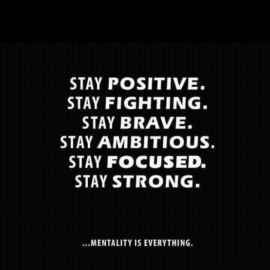 Fitness Motivation -- Inspirational Quote