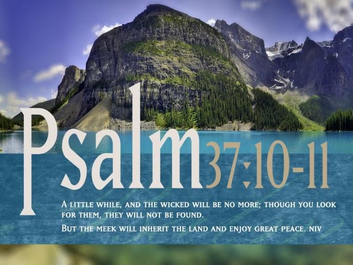 Psalm-37-10-11