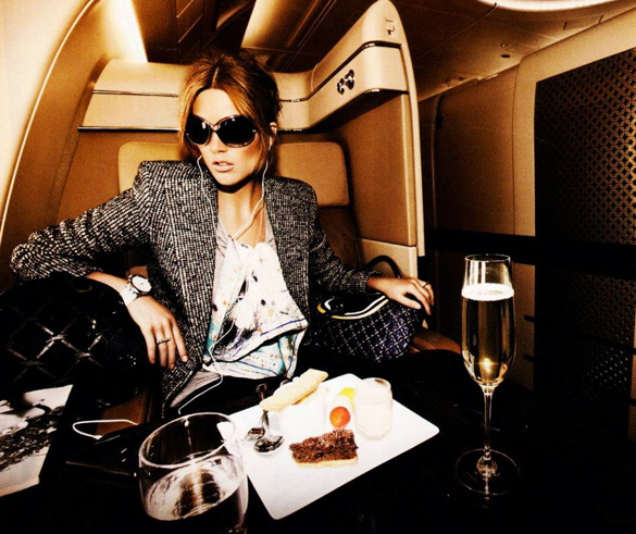 stylish-woman-in-a-private-jet