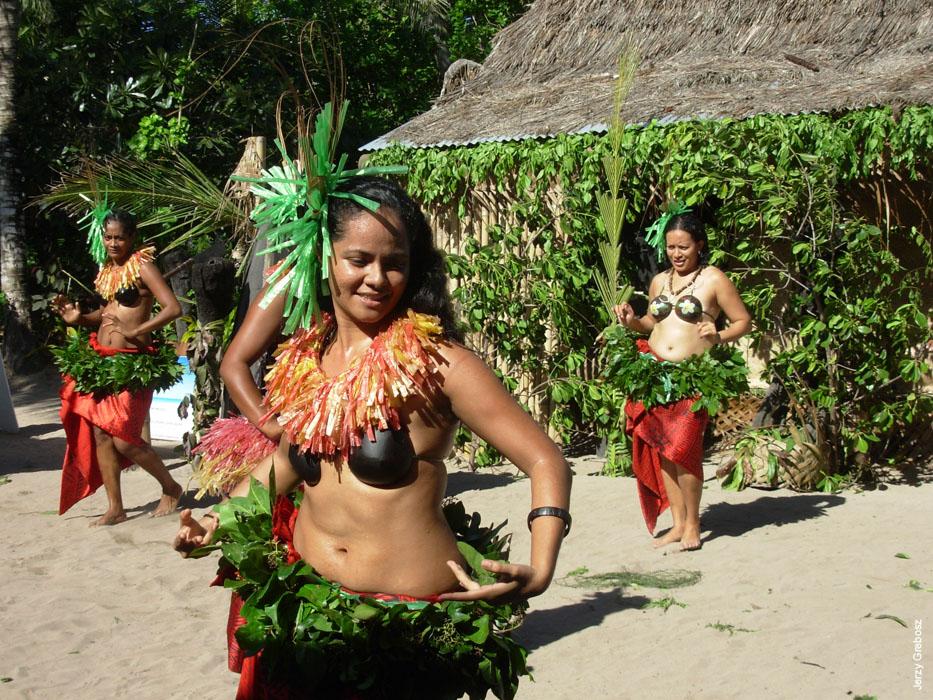 Fiji islands drream girl