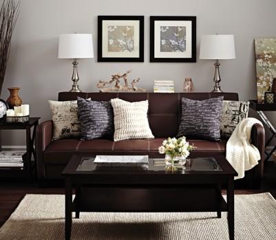 Affordable Living Room Makeover Interior Decorating 1 Walmart