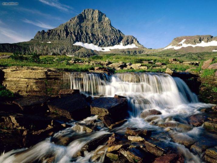 Glacier National Park in Canada