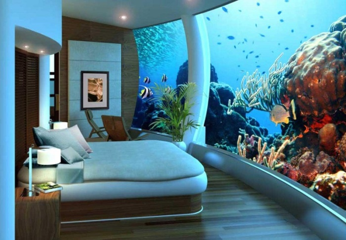 Underwater-bedroom-Poseidon-Undersea-Resort-Fiji