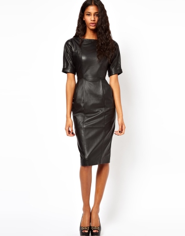 asos-leather-dress
