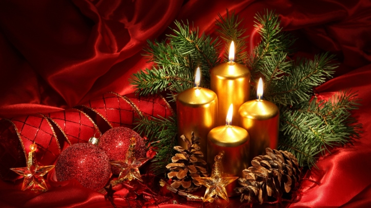 Christmas-Candles-HD-Wallpapers-7