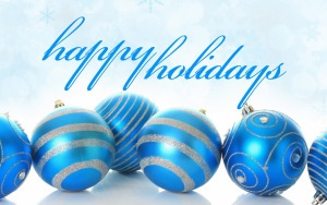 happy-holidays-blue-greetings-and-wishes-merry-christmas-balls-card-wallpaper