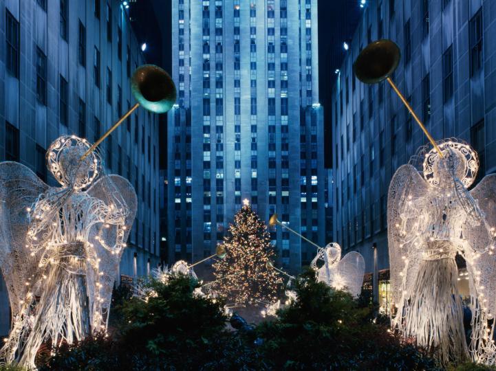 Rockefeller CenterNew York CityUSA