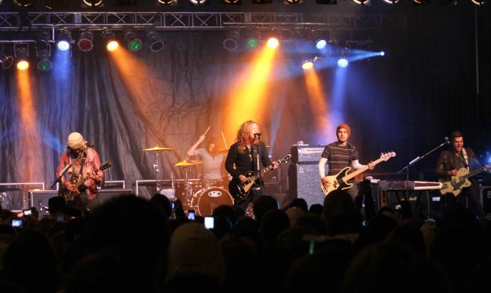 We_the_Kings_Hershey_PA_New_Years_Eve