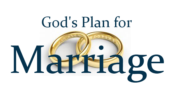 god-ap0ss plan for marriage