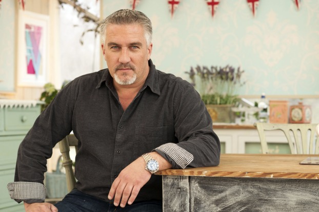 Programme Name: Great British Bake Off - TX: n/a - Episode: n/a (No. n/a) - Embargoed for publication until: 13/08/2013 - Picture Shows: Paul Hollywood - (C) Love Productions - Photographer: Des Willie