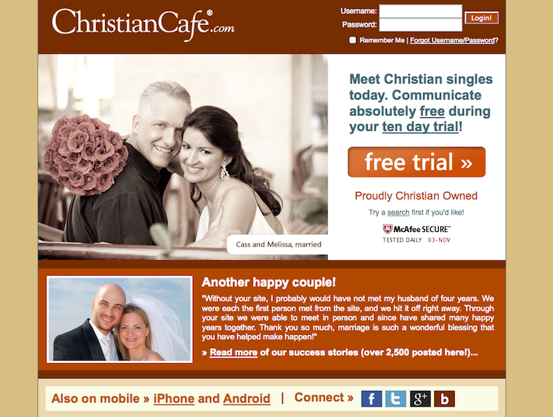Best place to meet christian singles