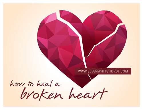 How to mend a broken heart christian dating