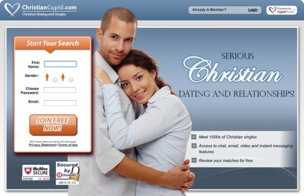 List of all cupid dating sites