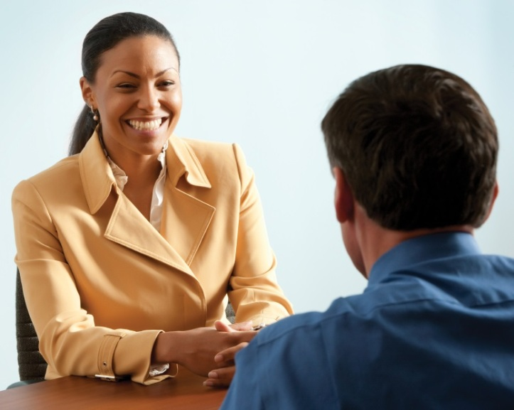 interviewing-woman
