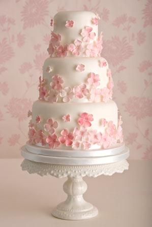 pretty-pink-wedding-cake