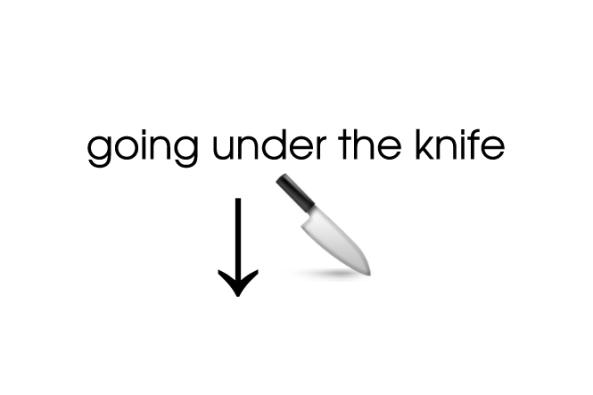 GoingUnderTheKnife