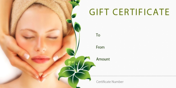 Spa-Gift-Certificate