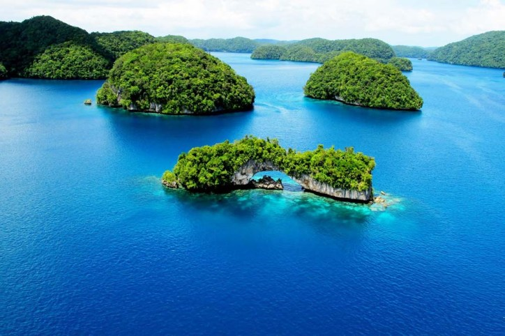 Rock-Islands-Palau-Micronesia