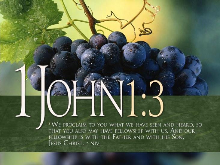 Bible Verse 1 3