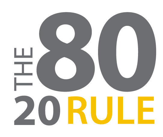 the 80 20 rule The 80:20 rule, equally well known as the pareto principle, is widely used and abused in business, but how does it apply to marketing and digital marketing in this post i review some marketing applications wikipedia tells us that the pareto principle is named after italian economist vilfredo.
