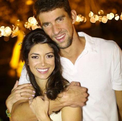 Michael-Phelps-girlfriend-Nicole-Johnson