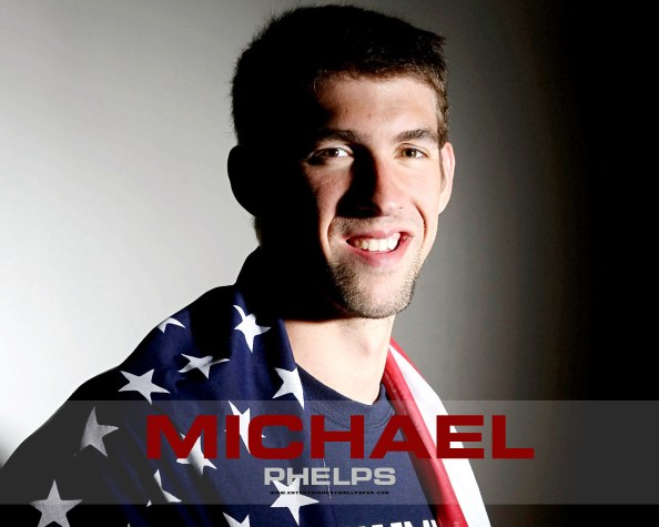 Michael Phelps Wallpaper (1)