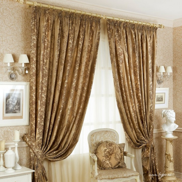 beige-and-gold-curtains