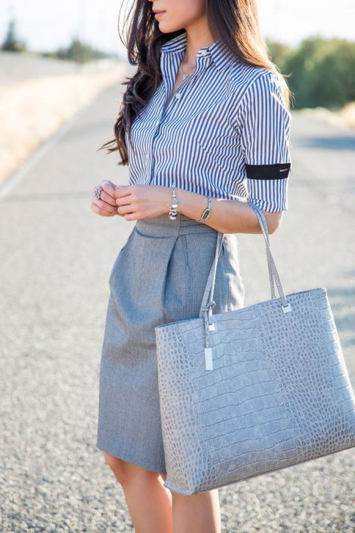 gorgeous-and-girlish-pencil-skirt-outfits-for-work-5