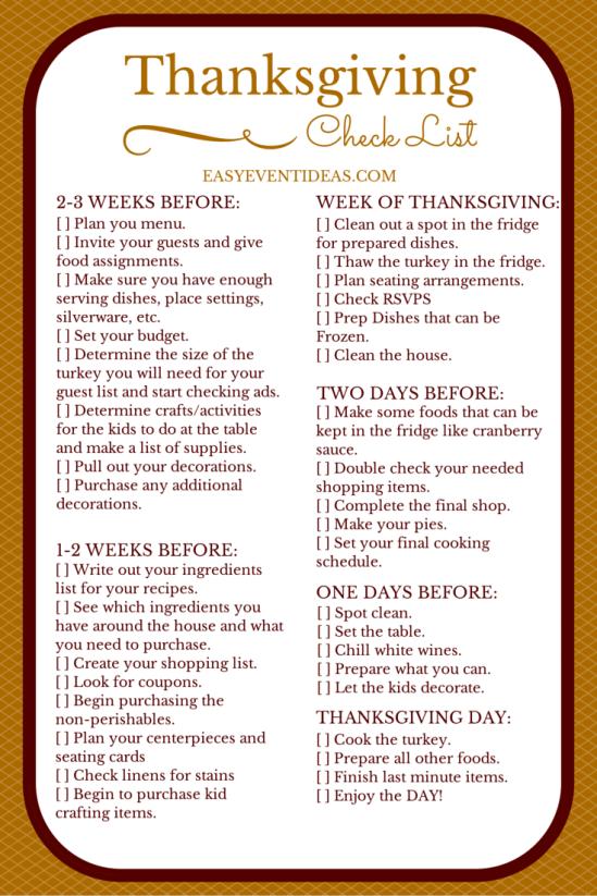 thanksgiving-check-list