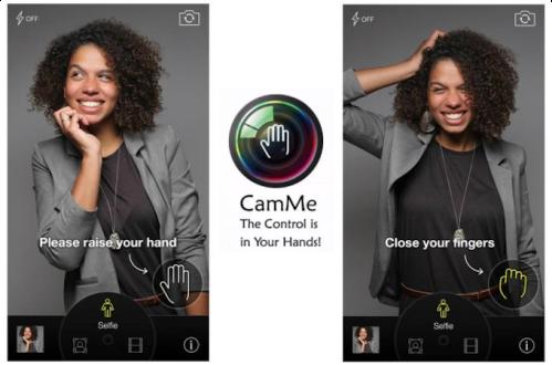 camme-selfie-app