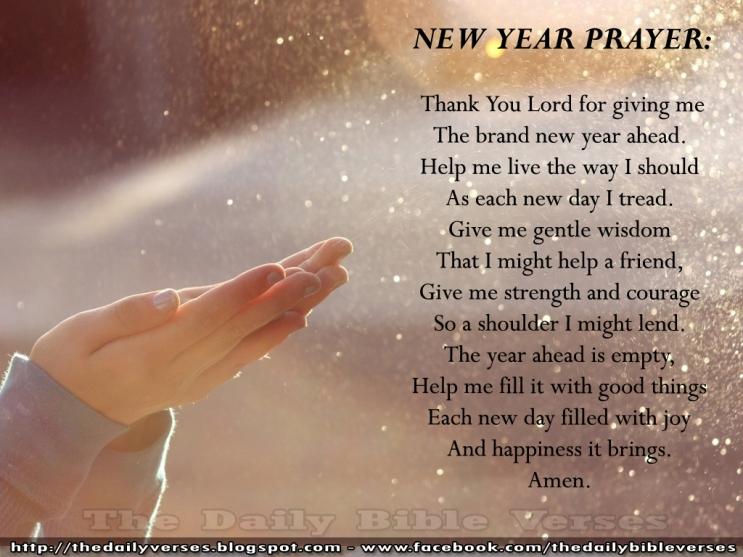 new-year-prayer