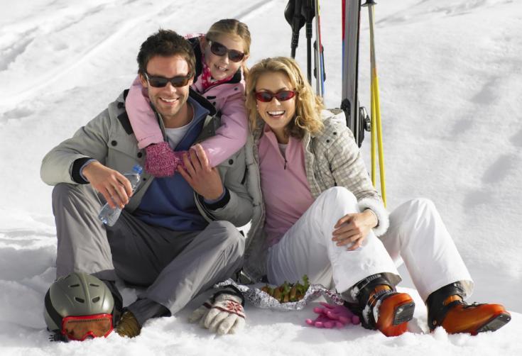 winter-family-vacation