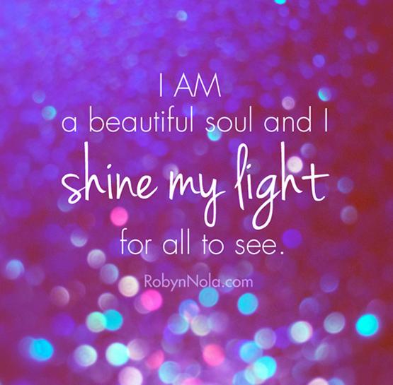 beautiful-soul-positive-affirmation-art-by-robyn-nola