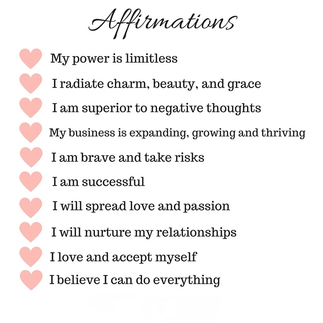 Life Affirming Affirmations | Smart Christian Woman Magazine