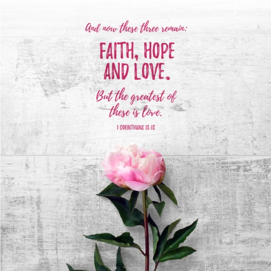 Bible Quotes About Love: Valentine's Day, Celebration Of Love